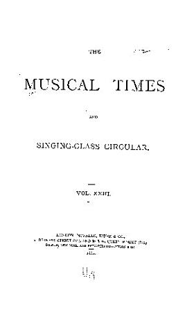 Musical Times PDF