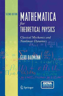 Mathematica for Theoretical Physics PDF