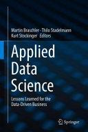 Applied Data Science PDF