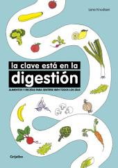 La clave está en la digestión: Alimentos y recetas para sentirse bien todos los días