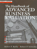 Handbook of Advanced Business Valuation