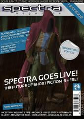 Spectra Magazine - Issue 1: Sci-fi, Fantasy and Horror Short Fiction