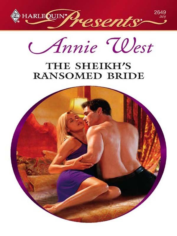 The Sheikh's Ransomed Bride