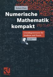 Numerische Mathematik kompakt: Grundlagenwissen für Studium und Praxis
