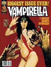 Vampirella Magazine #64