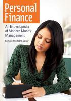 Personal Finance An Encyclopedia Of Modern Money Management