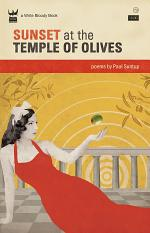 Sunset at the Temple of Olives