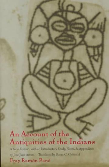An Account of the Antiquities of the Indians PDF