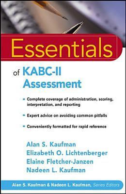Essentials of KABC II Assessment PDF
