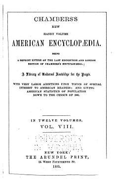Chambers s New Handy Volume American Encyclop  dia PDF