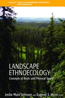 Landscape Ethnoecology PDF