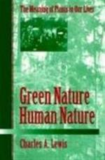 Green Nature/human Nature