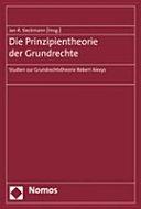 Die Prinzipientheorie der Grundrechte PDF