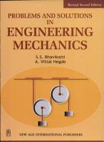 Problems and Solutions in Engineering Mechanics PDF