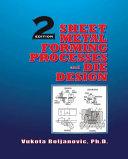 Sheet Metal Forming Processes and Die Design PDF