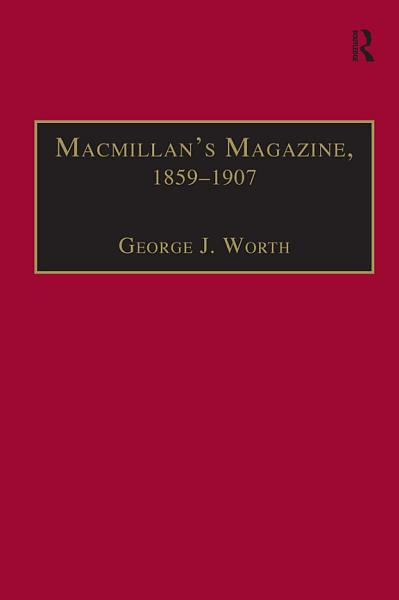 Macmillan's Magazine, 1859–1907