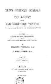 Court poetry
