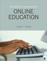 The SAGE Encyclopedia of Online Education PDF