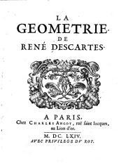 La Géométrie de René Descartes