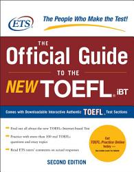 The Official Guide To The New Toefl Ibt Book PDF