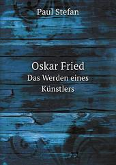 Oskar Fried