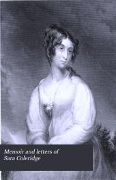 Memoir and Letters of Sara Coleridge