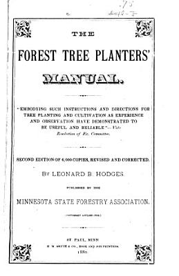 The Forest Tree Planters  Manual PDF