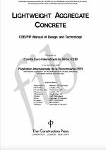 CEB FIP manual of lightweight aggregate concrete design and technology