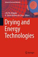 Drying and Energy Technologies PDF