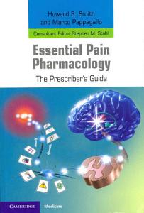 Essential Pain Pharmacology Book