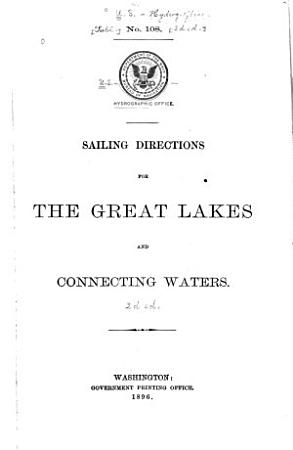 Sailing Directions for the Great Lakes and Connecting Waters PDF