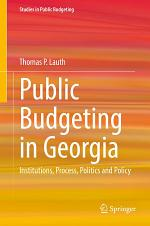 Public Budgeting in Georgia