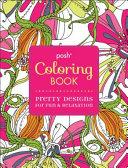 Posh Coloring Book PDF