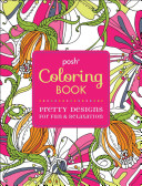 Posh Coloring Book