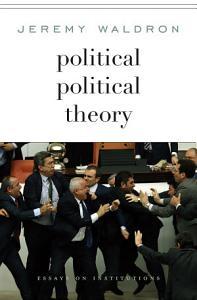 Political Political Theory Book