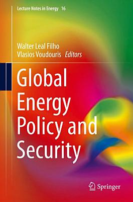 Global Energy Policy and Security PDF