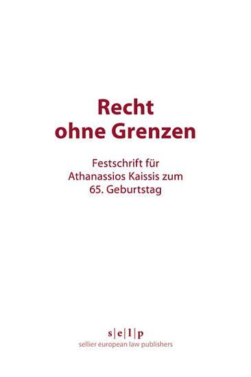 Recht ohne Grenzen PDF