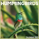 Hummingbirds Calendar 2021