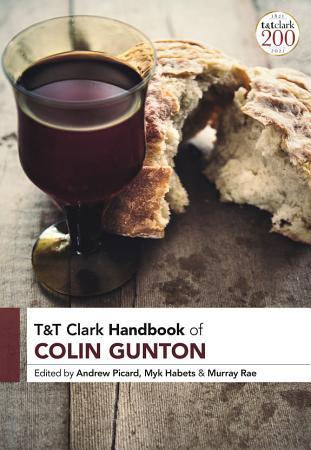 T T Clark Handbook of Colin Gunton PDF