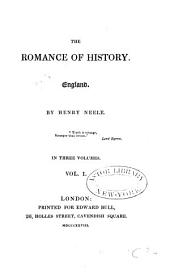 The Romance of History: England, Volume 1
