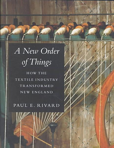 Download A New Order of Things Book