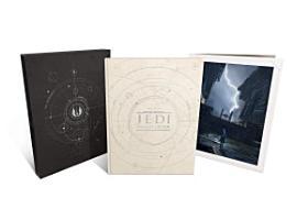 The Art of Star Wars Jedi  Fallen Order Limited Edition PDF