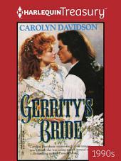 Gerrity's Bride
