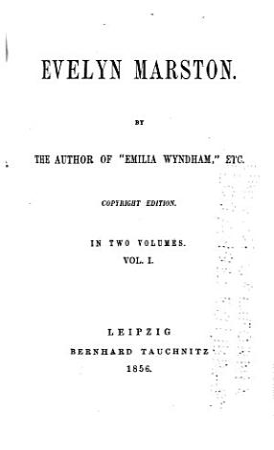 Works  Evelyn Marston  1856 PDF