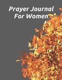 Prayer Journal For Women PDF