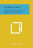 The Bible of Bibles PDF