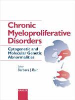 Chronic Myeloproliferative Disorders PDF