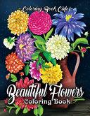 Beautiful Flowers Coloring Book