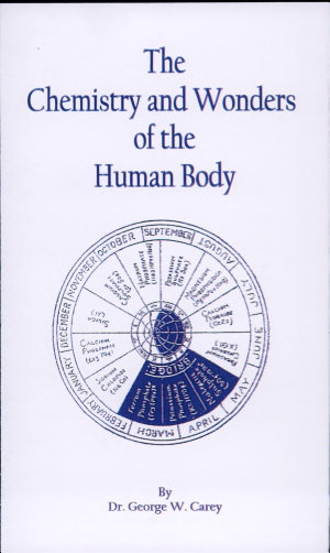 The Chemistry and Wonders of the Human Body