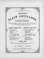 Winner s plain cotillons PDF